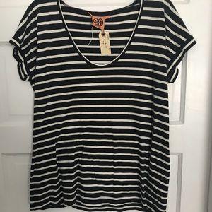Striped Tory Burch Tshirt!!!